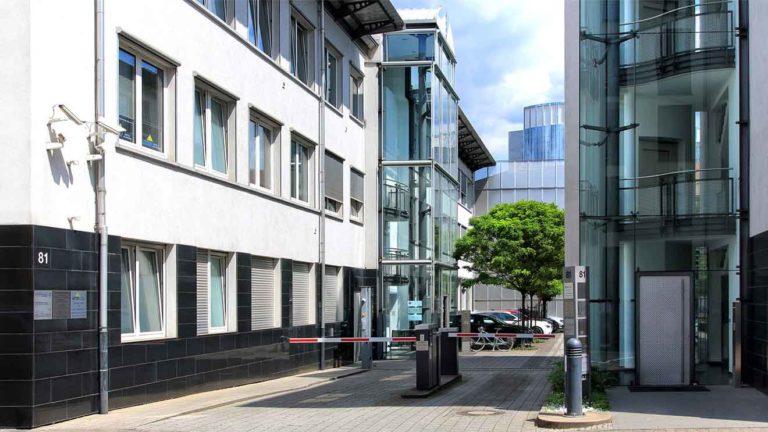 Kardiocentrum Frankfurt Praxis Offenbach, Luisenstraße, Aussenansicht