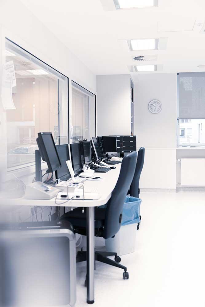 Kardiocentrum Frankfurt RKK Herzkatheterlabor 8