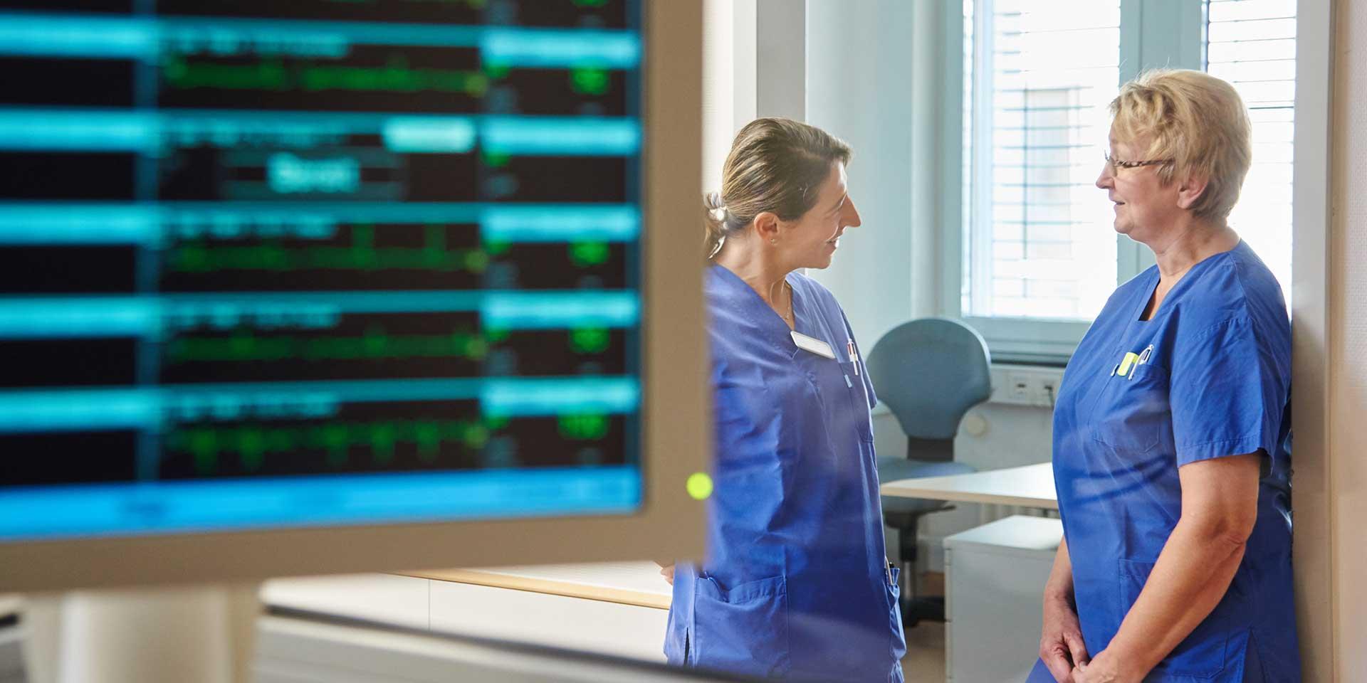 Klinik Rotes Kreuz Frankfurt - RKK - Nurses