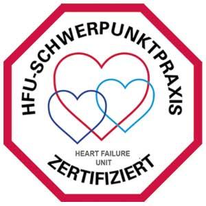 Logo DGK Heart Failure Unit HFU