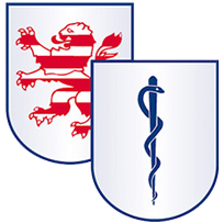 Logo LAEK Hessen
