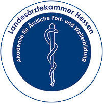 Logo Plakette LAEK Hessen