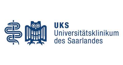 logo Universitaetsklinikum des Saarlandes